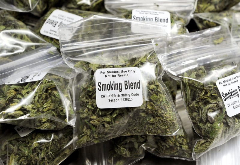Wasteful nature of cannabis packaging