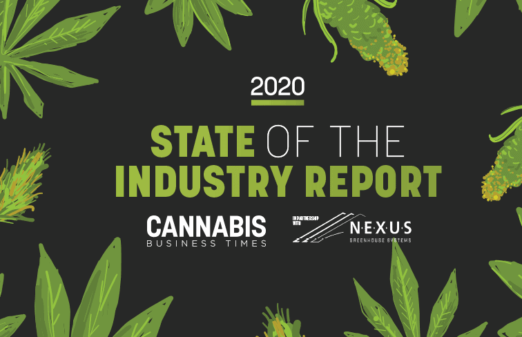 Cannabis State of The Industry Report 2020
